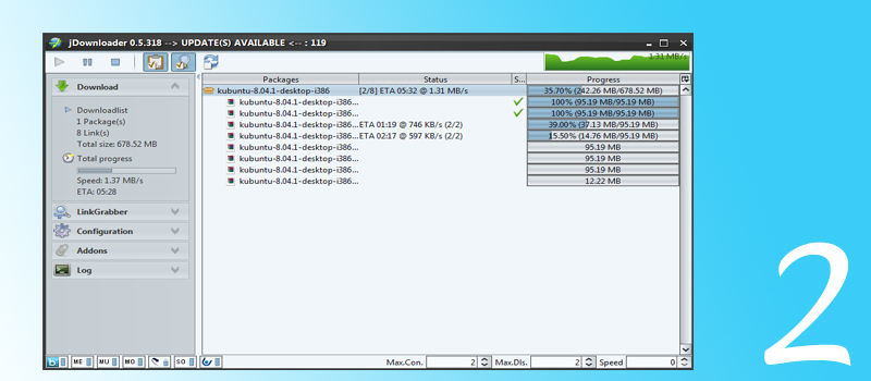 Download Internet Download Manager: high speed download