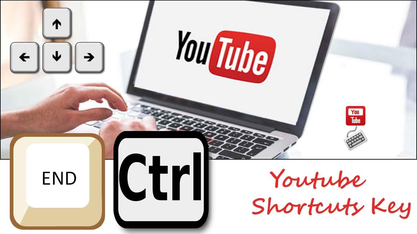 Youtube Shortcuts Key