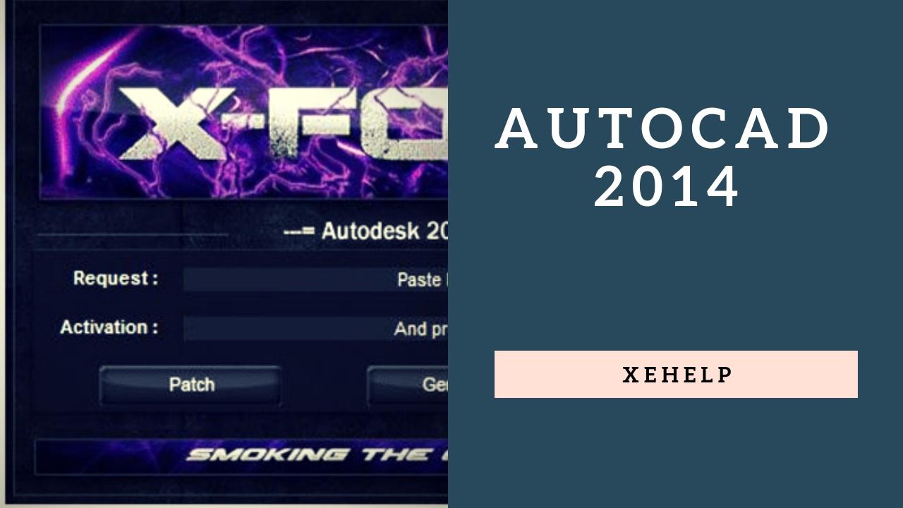 Autocad 2014 Crack Only + Product Key [32+64] Bit Activation