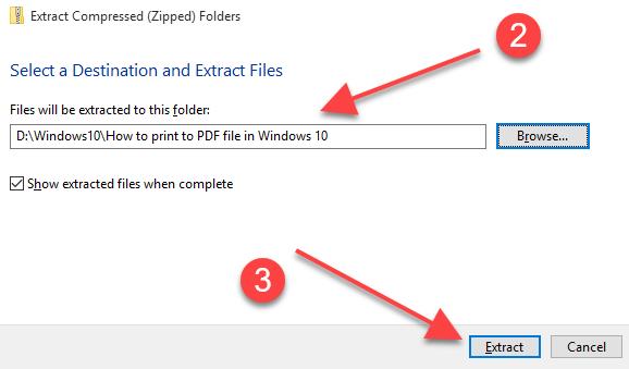 How To Unzip Files Windows 10-2